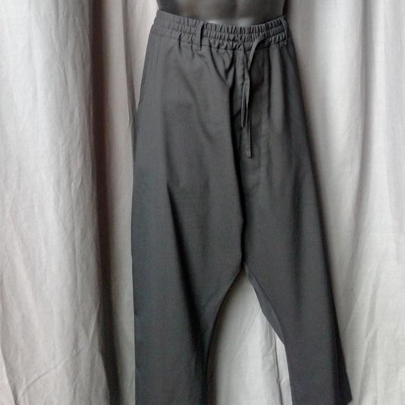 Vivienne Westwood Other - Vivienne Westwood Man Black Men's Wool Pants